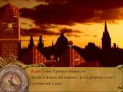 Un pittoresco panorama di Oxford.