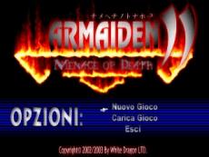 Armaiden 2 Menace of Death