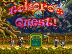 Tokoro's Quest