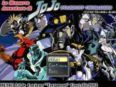 Jojo - Stardust Crusaders