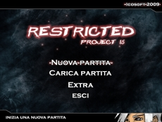 Restricted - Project 15