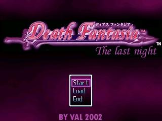 Screen del titolo