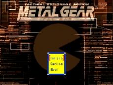Metal Gear Pacman