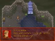 Il nostro eroe appena ripresi i sensi si ritrova intrappolato in una grotta poco rassicurante