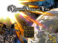 Resyak Lord of Fire